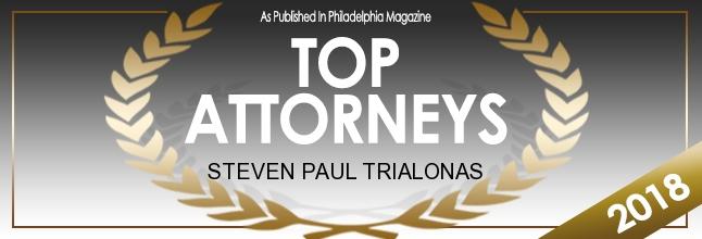 Top Attorney Philadelphia Magazine Image