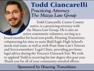 Ciancarelli Community Lawyer